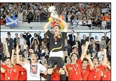 eurocopa2008 - Gracias por llevar a España a lo más alto