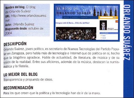 guia blogs orlando suarez - La Gran Guía de los Blogs 2008