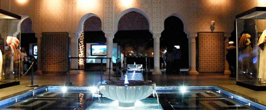 """pabellon marruecos zaragoza expo - Lo que """"no se cuenta"""" en el Pabellón de Marruecos de la Expo"""