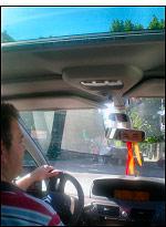 taxista blogger 0001 - El servicio público zaragozano también bloguea