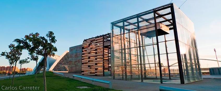 cubos expo zaragoza - ¿Qué tiene el agua dulce del río Ebro?