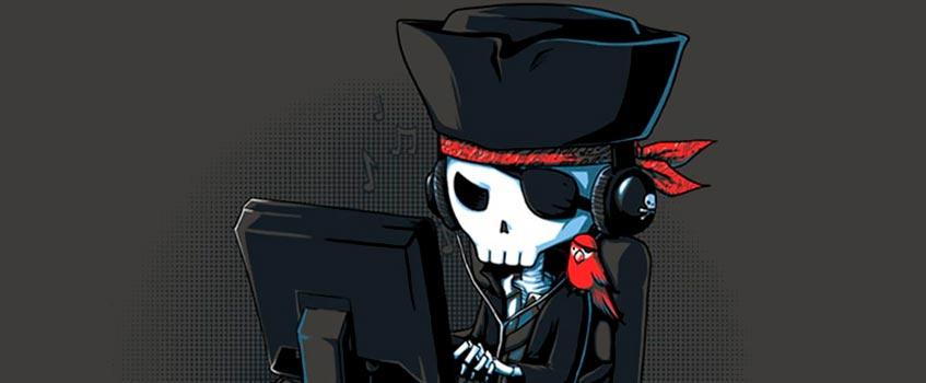 pirateria internet - Piratería o cómo coartar las libertades digitales