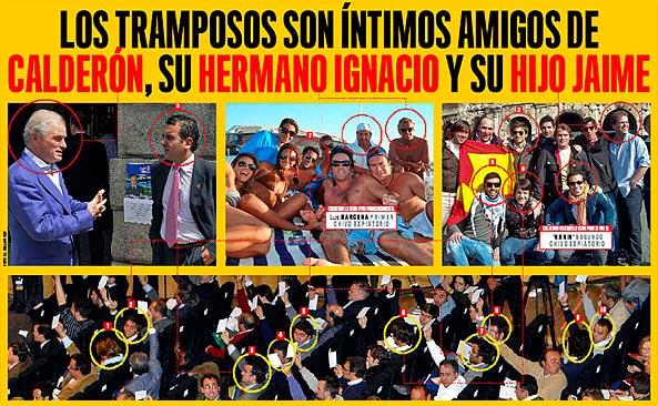 """portada marca tramposos - MARCA: """"Los tramposos son íntimos de Ramón Calderón"""""""