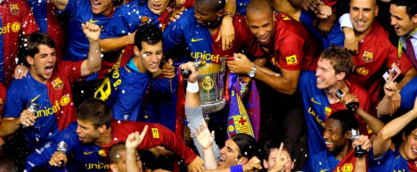 campeon copa 2009 - Manifiesto por la repetición de la final de Copa 2009