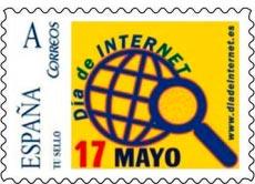 sello di09 - Día Mundial de la Sociedad de la Información