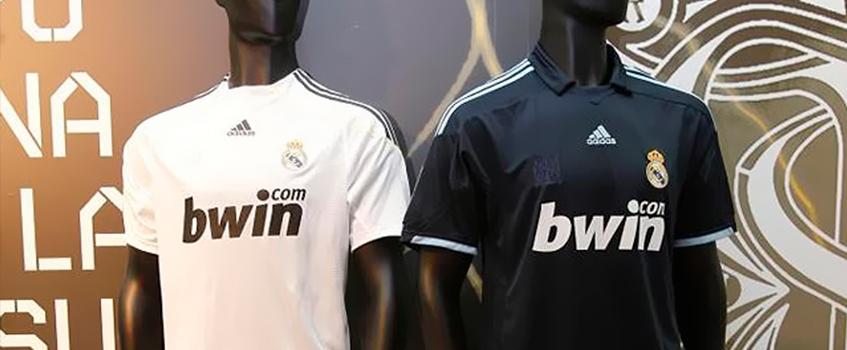 camiseta realmadrid 2009 - Real Madrid: Una camiseta a la altura del mejor club de la historia