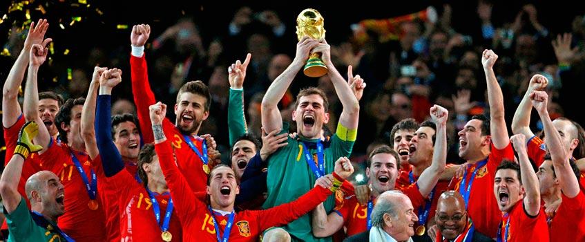 españa campeona mundo - Elige la mejor Selección Española de la historia