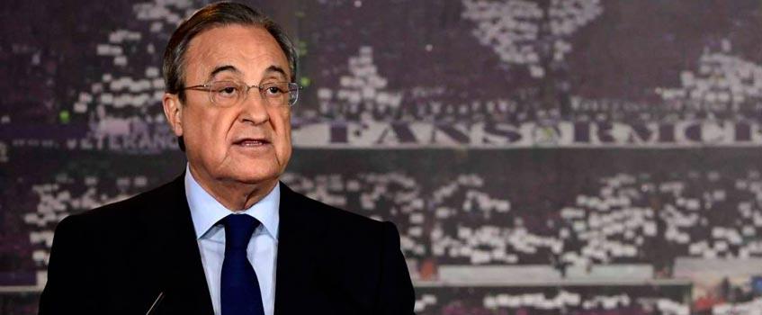florentino perez - Florentino Pérez 2.0, Presidente del Real Madrid