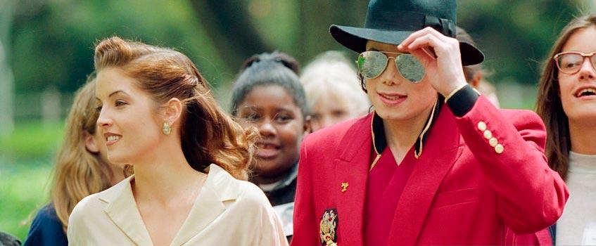 "lisa marie presley michael jackson - Lisa Marie Presley en su MySpace: ""Él (Michael Jackson) lo sabía"""