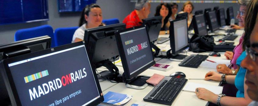 madrid on rails - Madrid On Rails: Software Libre frente a la crisis