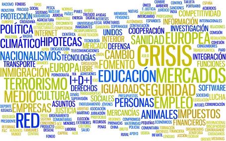 tags elecciones 2009 - Elecciones Europeas: La dispersión política del ideario constructivo