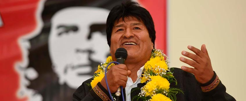 evo morales memoria historica - Evo Morales, Bolivia y su nueva 'ley' de la memoria histórica