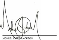 firma mjj - El último testamento de Michael Jackson (traducido al castellano)