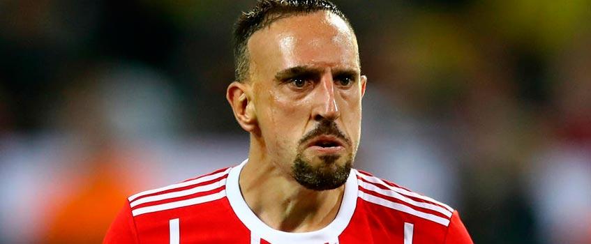 frank ribery - La FIFPro apoya a Franck Ribéry y critica el acuerdo entre clubes