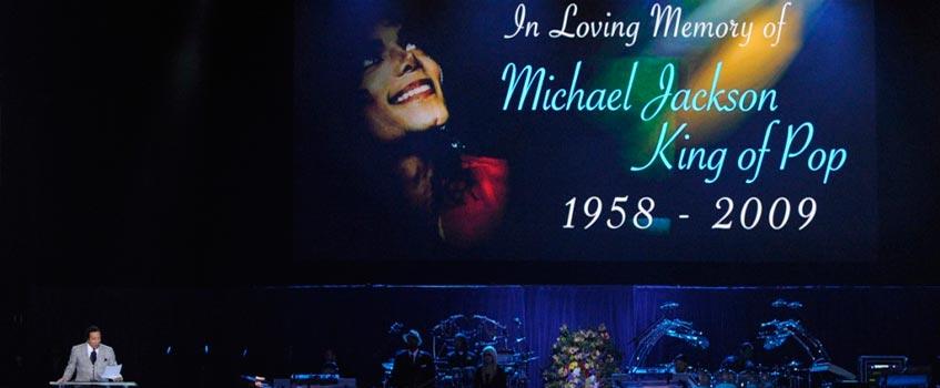 funeral michael jackson directo - El funeral íntegro de Michael Jackson en directo