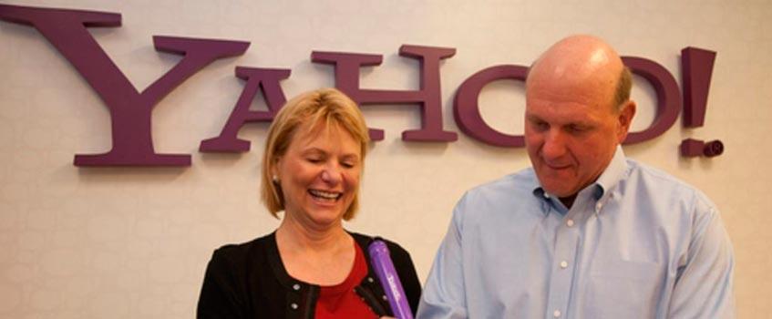 microsoft yahoo - Microsoft & Yahoo: Alianza para plantar cara al gigante Google