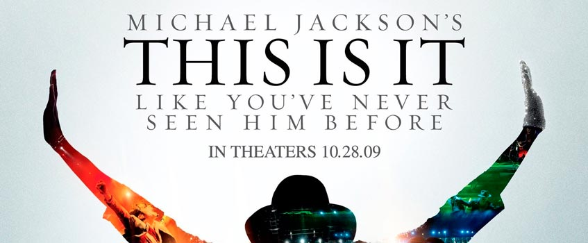 michael jackson this is it film - Michael Jackson: 'This is it'... Like you've never seen him before