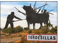 torodevega - Toro de la Vega: Protesta contra el toro lanceado de Tordesillas