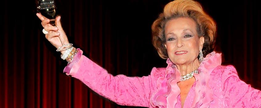 carmen sevilla - Carmen Sevilla en el especial 'Pilar 2009' de «Cine de Barrio»
