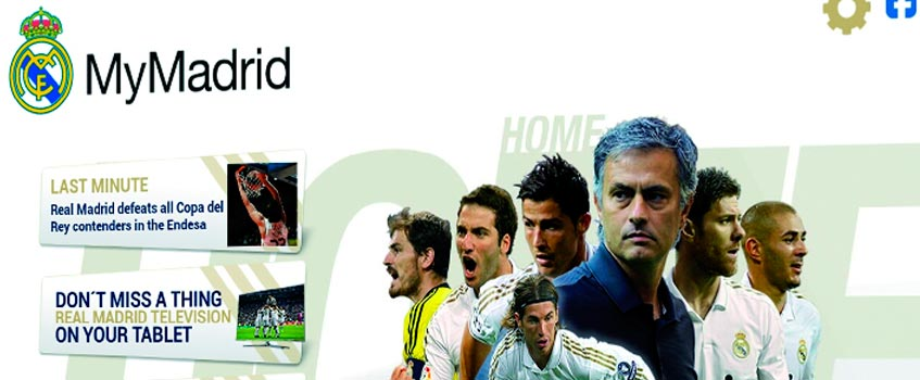 mymadrid 1 - El Real Madrid C.F. crea una comunidad móvil para sus fans