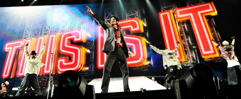this is it michael jackson - Michael Jackson: «This is it», el single póstumo del Rey del Pop