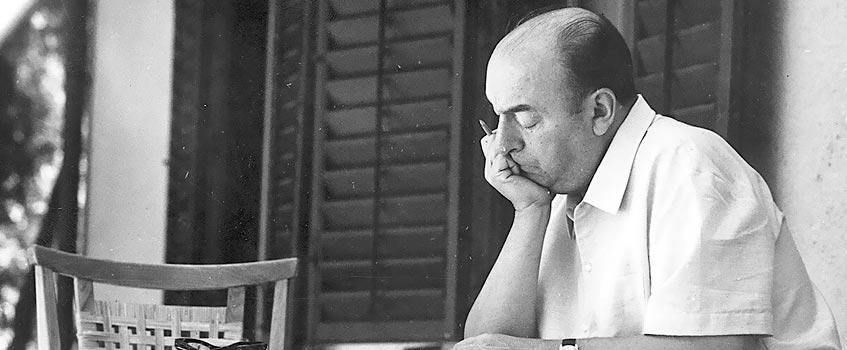 pablo neruda - Pablo Neruda: «Esta vez, dejadme a mí solo ser feliz...»