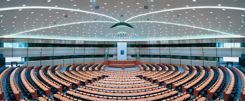 parlamento europeo - Aprobada la directiva de acceso a Internet en el Parlamento Europeo