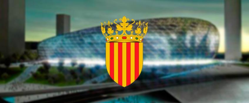 """estadio corona aragon - """"Corona de Aragón"""": Propuesta para bautizar al nuevo estadio"""
