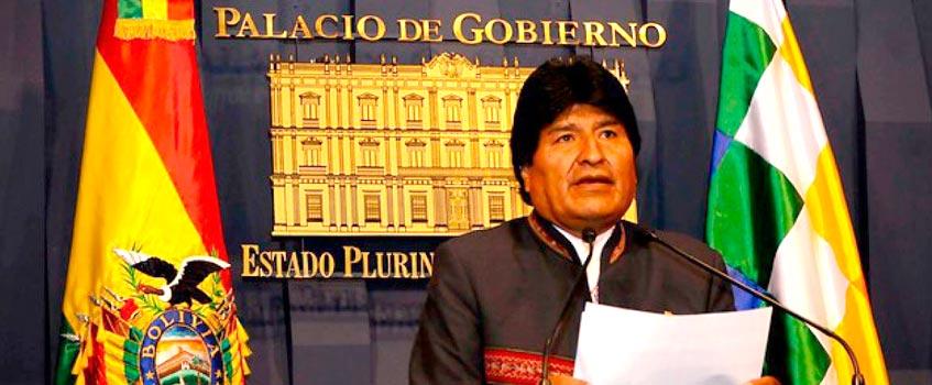 evo morales 2010 - El MAS de Evo Morales arrasa (60%) en las elecciones de Bolivia