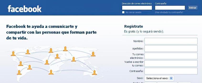 facebook - Continúa el 'phishing' contra las redes Twitter y Facebook