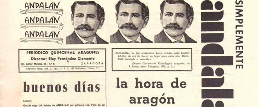 andalan - Vuelve 'Andalán': Declaración de intenciones del nuevo diario 2.0