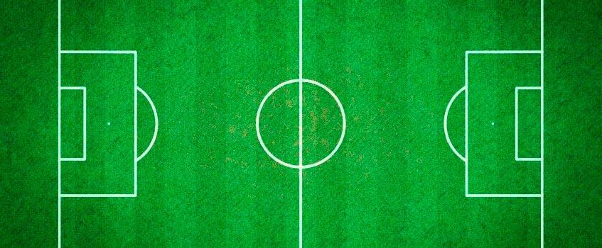 campo futbol - The Sun: El Once de la década se viste de 'clásico' español