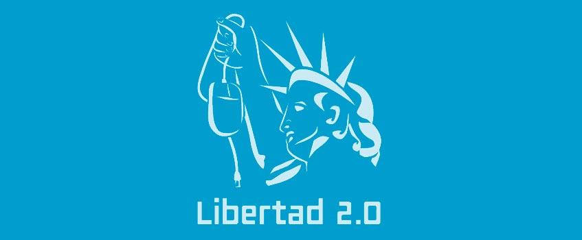 libertad 20 - Libertad 2.0: Manifiesto por nuestros derechos fundamentales