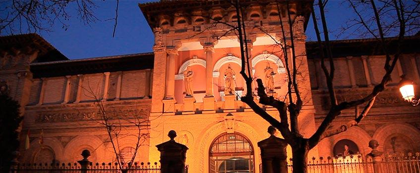 museo zaragoza - Real Academia de San Luis: Sesión inaugural del año académico 2010