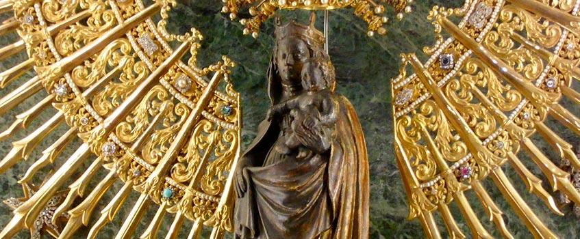 virgen pilar 1 - Virgen del Pilar: Solicitud para que su tradición sea BIC Inmaterial