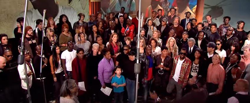 """we are the world haiti - Michael Jackson: """"We are the world"""" 25 años después... por Haití"""