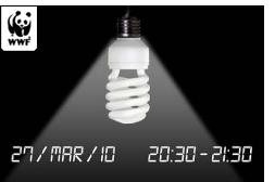wwf lhdp2009 - Cambio Climático: El 27 de marzo y la Hora del Planeta 2010