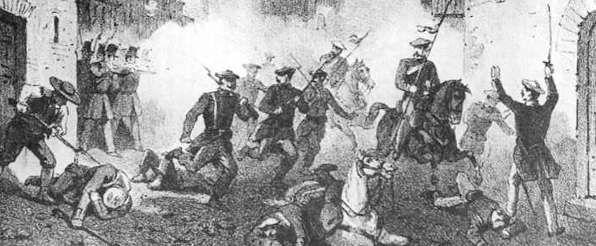 cinco de marzo - Zaragoza, la 'Siempre Heroica' ciudad aragonesa desde 1838