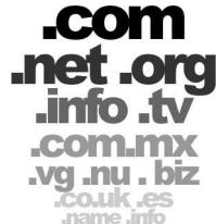 dominios - Los dominios punto com cumplen mañana 25 años
