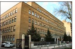 edificio che - La C.H.E. lleva vigilando la cuenca del Ebro desde hace 84 años