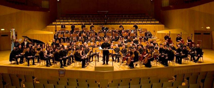 filarmonica zaragoza - 104 años del primer concierto de la Filarmónica de Zaragoza
