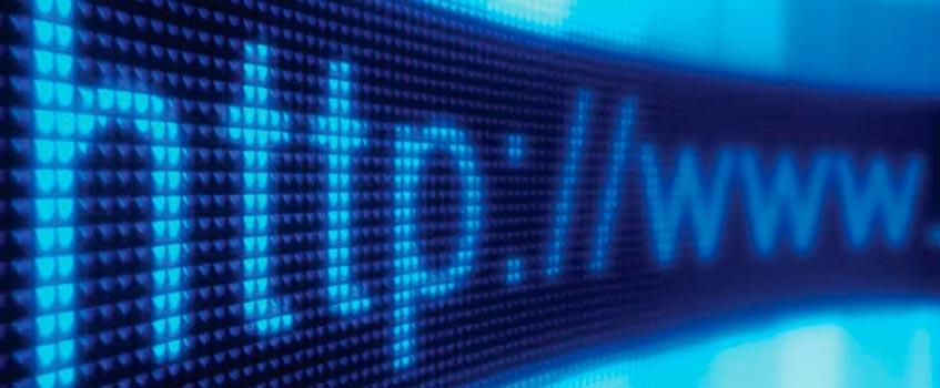 internet url - Los dominios punto com cumplen mañana 25 años