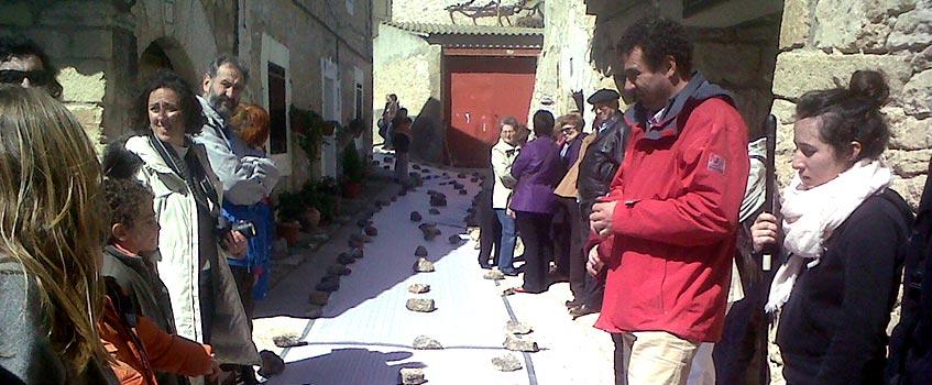 264 aniversario goya - 264 históricos pasos del museo a la casa natal de Goya