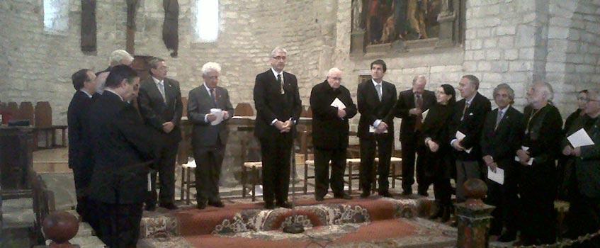 homenaje leminyana - Recordando a Leminyana en la Catedral de Roda de Isábena