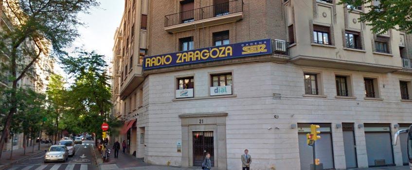 radio zaragoza ser - Radio Zaragoza: 72 años informando a los aragoneses