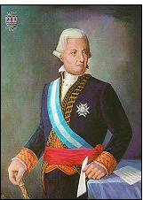 oneille retrato - Sesión pública de la Real Academia de San Luis en honor a su primer Presidente