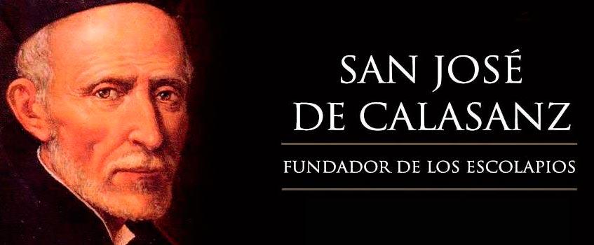 jose calasanz - José de Calasanz: «Para gloria de Dios y utilidad del prójimo»