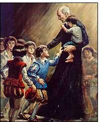 josedecalasanz - José de Calasanz: «Para gloria de Dios y utilidad del prójimo»