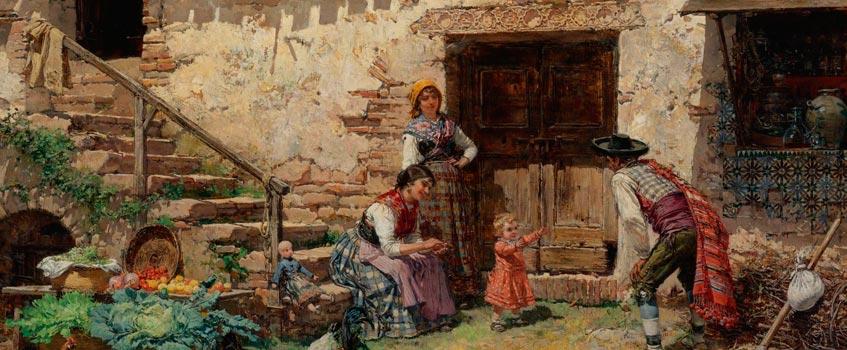 mariano barbasan 1 - Mariano Barbasán: Luminosidad y colorismo a partir de un lienzo
