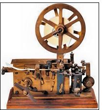 telegrafo - El telégrafo comenzó a funcionar en Aragón hace 156 años